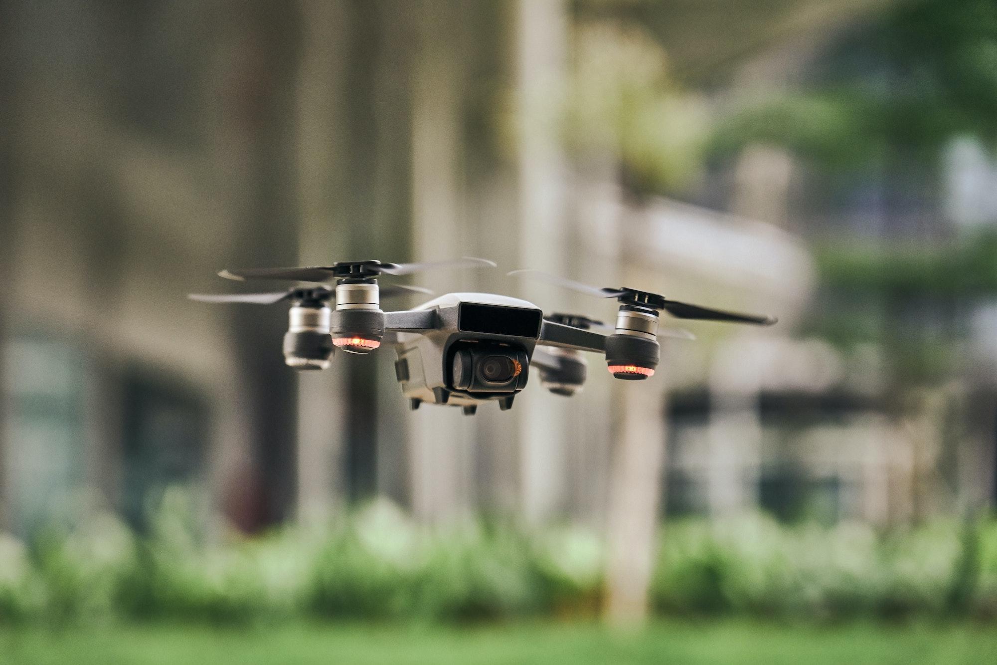 Filmowanie z drona Bydgoszcz